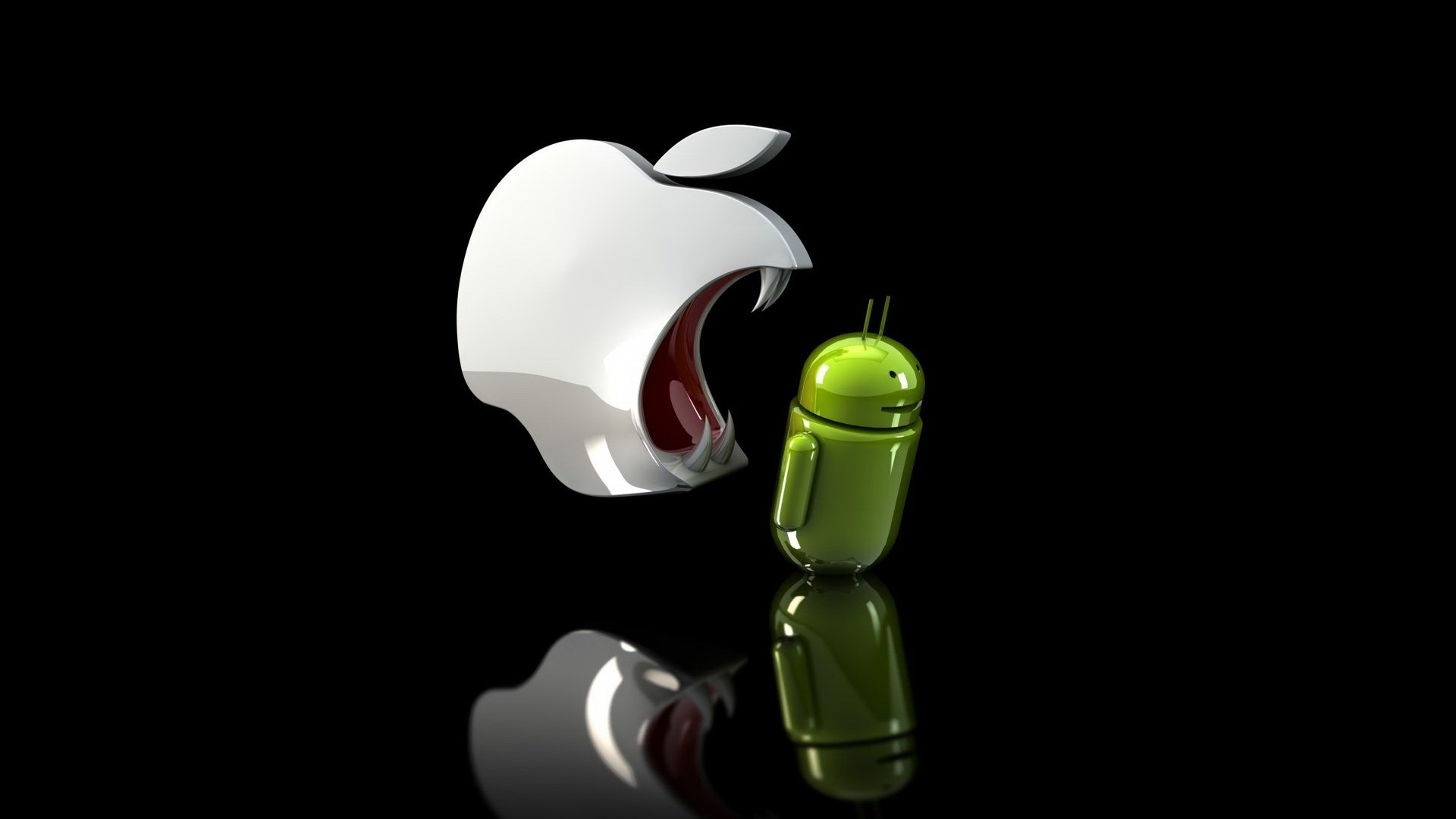Is Google Android Losing The War To Apple S Ios