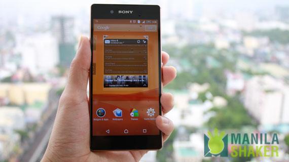 Sony xperia z3 release date in Brisbane