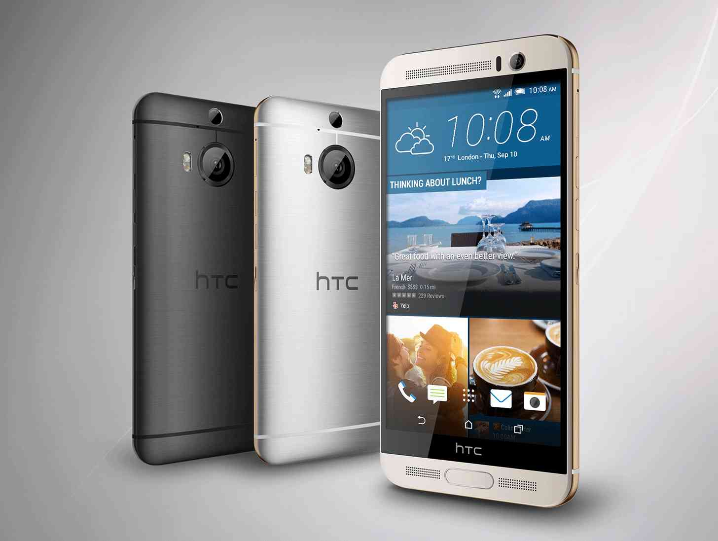 29aa78106 HTC One M9+ Supreme Camera Official  21MP Main Camera
