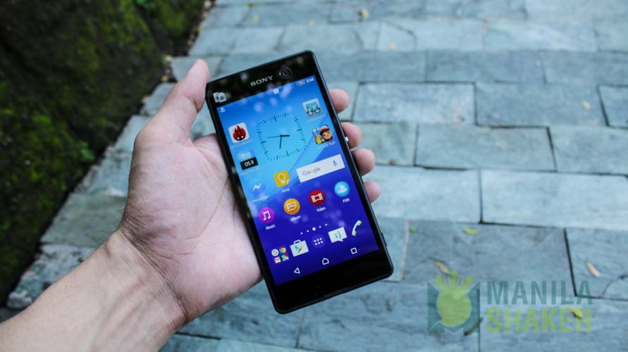 sony xperia m5 unboxing hands on philippines price specs