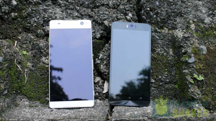 sony xperia c5 ultra vs asus zenfone selfie comparison review philippines price specs (1 of 3)