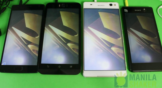 sony xperia m5 c5 ultra oneplus 2 asus zenfone selfie battery test comparison review (1 of 2)