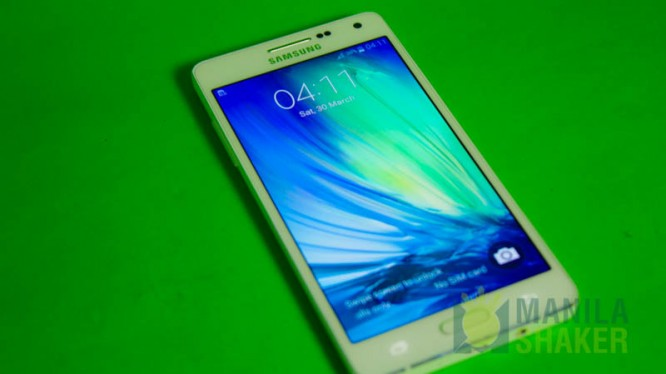 Galaxy A5 unboxing first impressions philippines specs