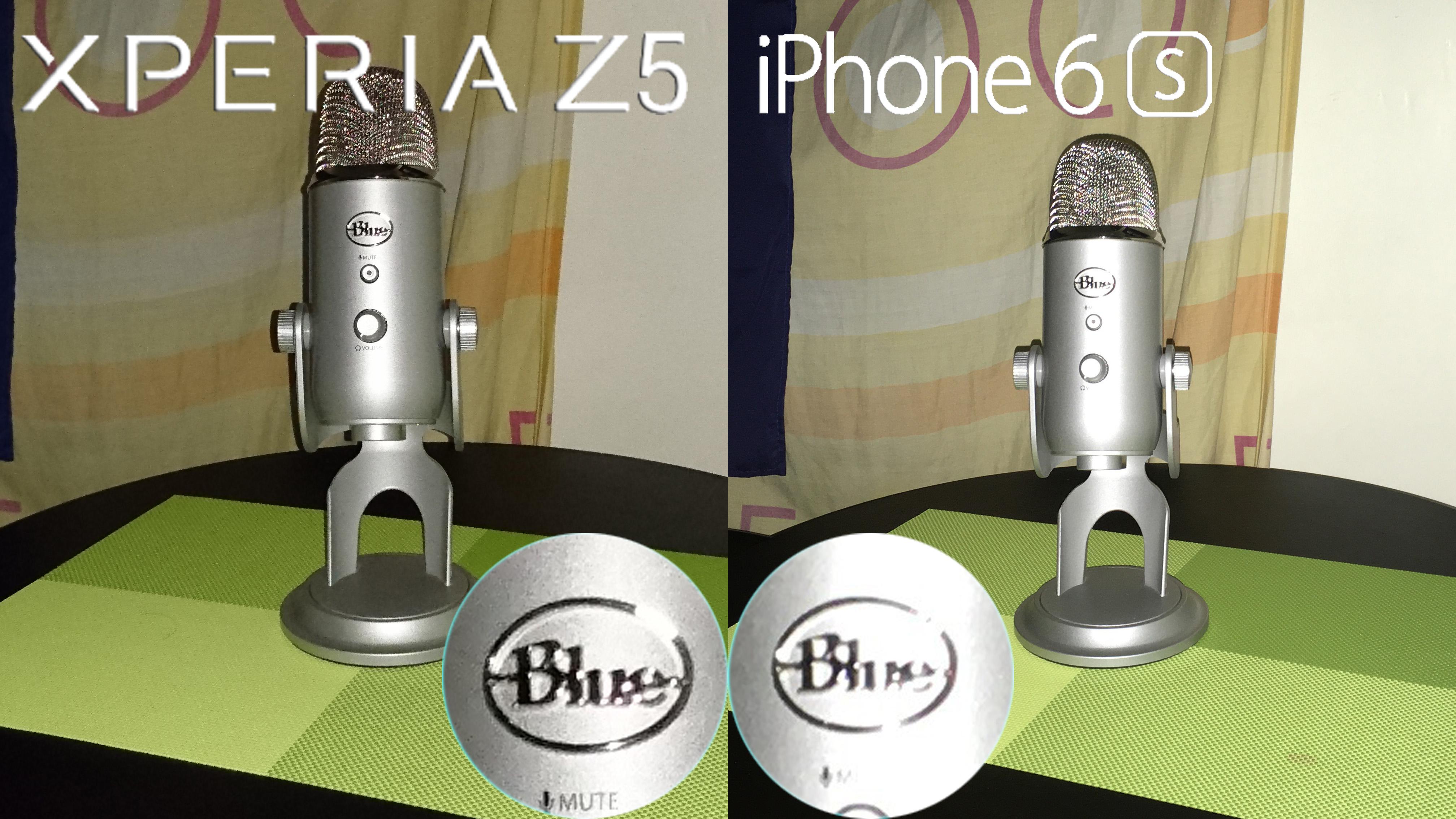 Xperia z3 vs iphone 6s