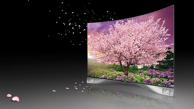 Lgs Curved 4k Oled Tv Launched In Ph The Worlds First Curved 4k