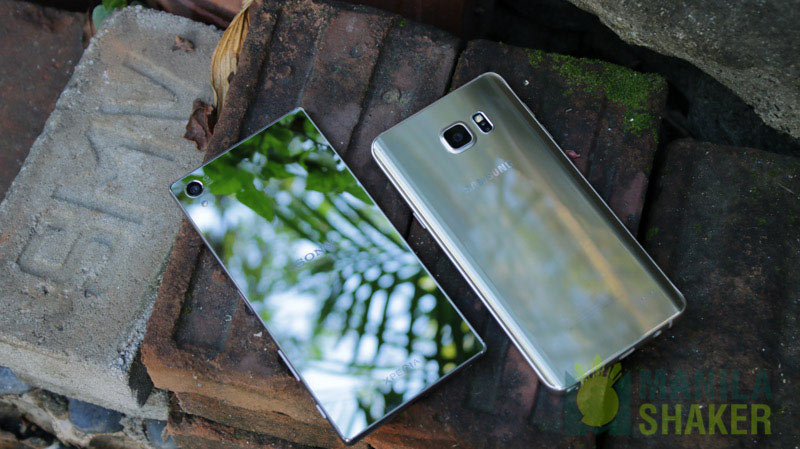 Sony Xperia Z5 Premium vs Samsung Galaxy Note 5 Ultimate ...