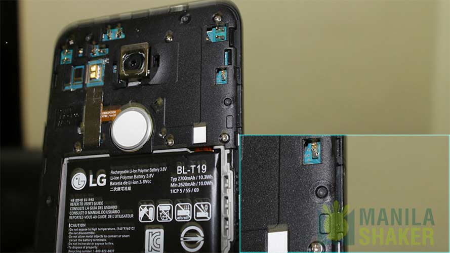 Fix the stuck SIM tray on LG Nexus 5X with simple solution and fix