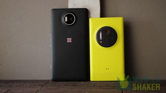 Lumia 1020 vs Lumia 950 XL Camera review Comparison (2 of 2)