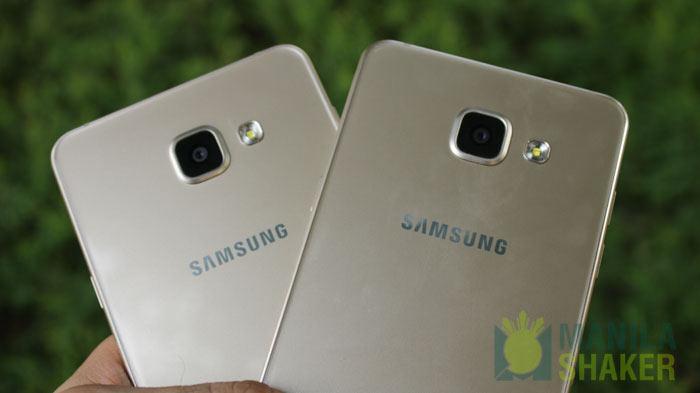 Samsung Galaxy A5 2016 vs A7 2016 Comparison Camera Review PH 4