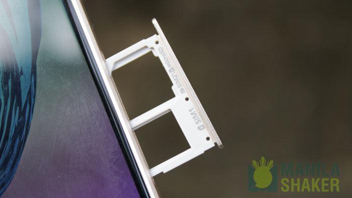 Samsung Galaxy A5 A7 A9 Dual Hybrid Nano Sim Microsd Card