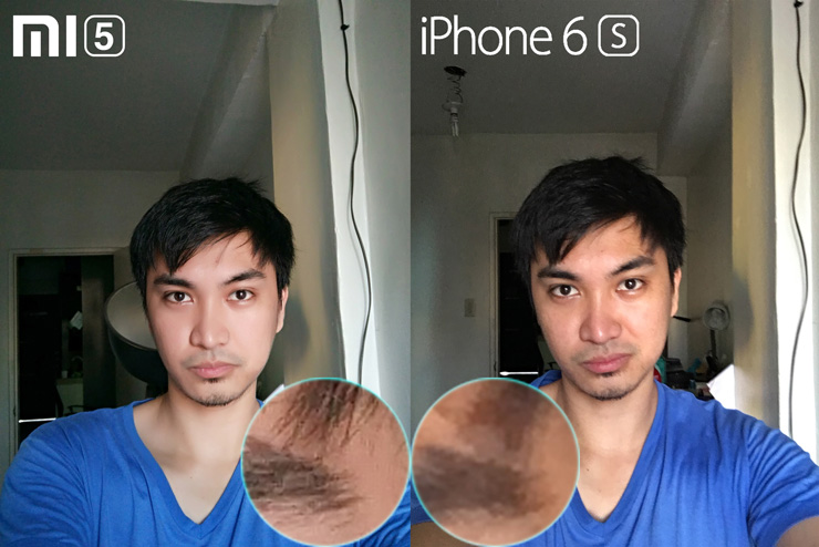 Xiaomi Mi5 Vs Iphone 6s Camera Comparison 400 Vs 650
