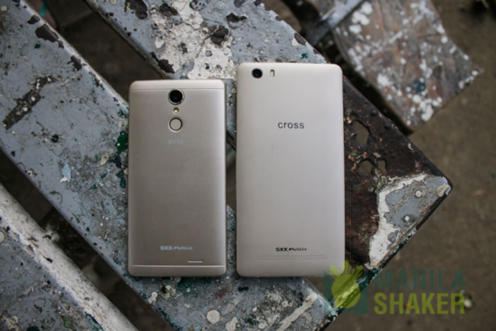 Chronos-Cross VS Chronos Byte camera comparison