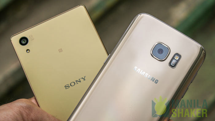 Samsung Galaxy S7 vs Sony Xperia Z5 Full Review Camera Comparison Philippines Android 2