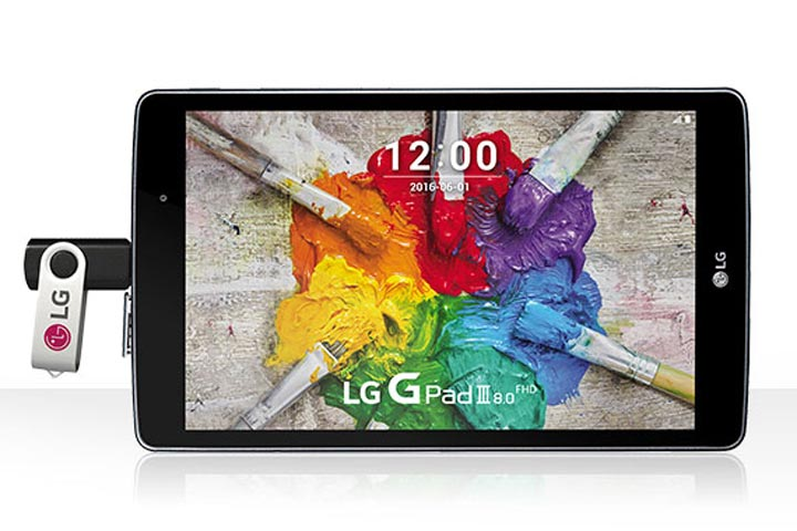 LG G Pad iii 3 8-inch Android 6 Marshmallow 1