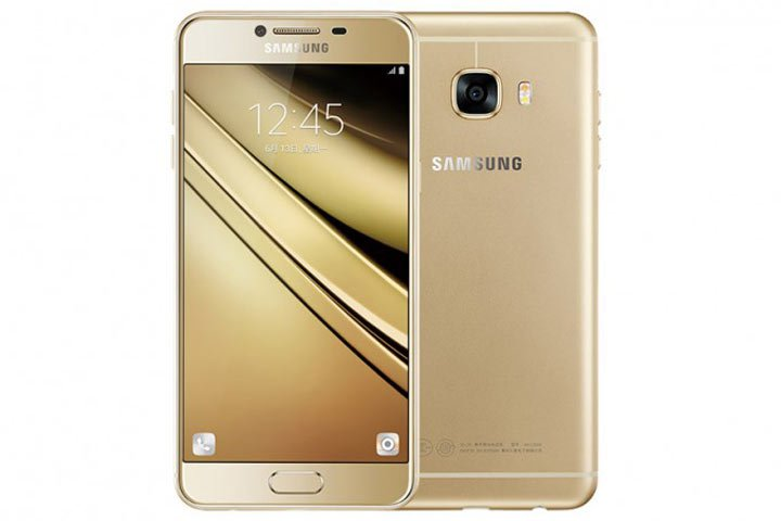 Samsung Galaxy C7 with 5.7-inch screen, 4GB RAM, P18k ...
