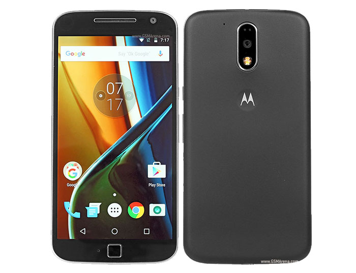 Lenovo Moto G4 and G4 Plus Official with SD617 Chip