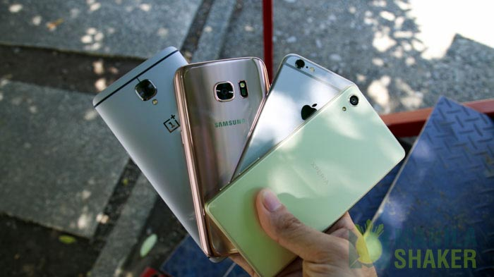 Sony Xperia X Performance Camera Review vs Samsung Galaxy S7 iPhone 7 6s OnePLus 3 2 PH