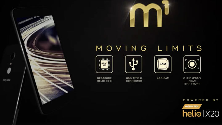 Cherry Mobile M1 Full Specs Price Release