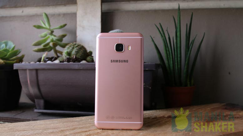 Samsung Galaxy C5 Full Review Official 3