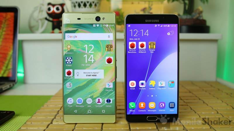 Kindle Vs Sony Reader: Sony Xperia XA Ultra Vs Samsung Galaxy A9 Review