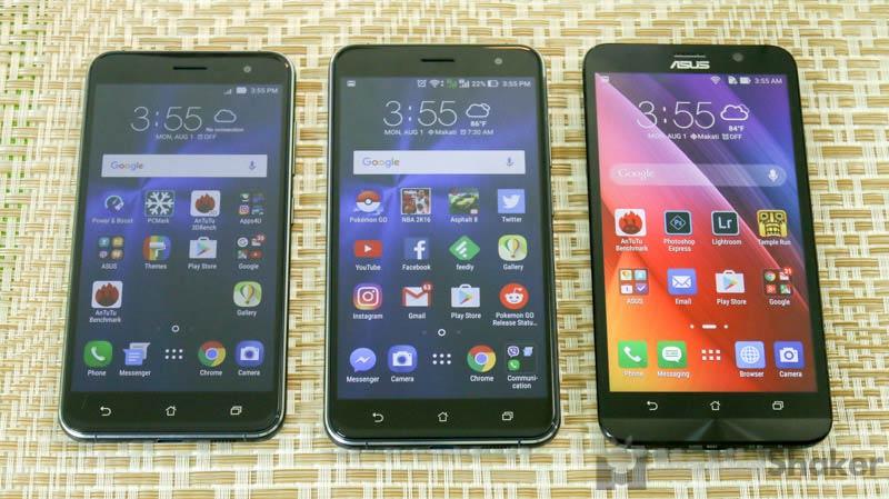 Asus Zenfone 3 Review Zenfone 2 Comparison PH 3