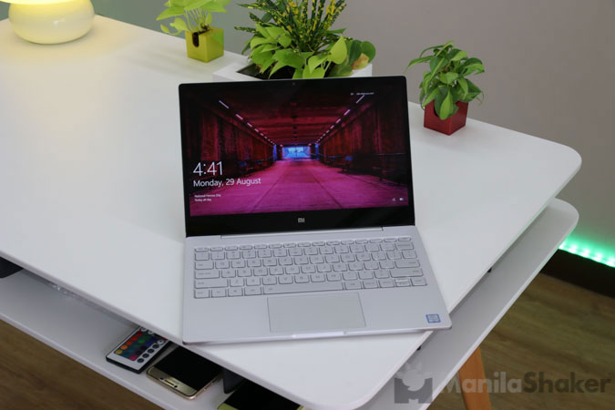 Xiaomi Mi Notebook Air 12 inch full review price specs official philippines 13