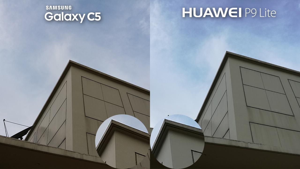 Huawei P9 Lite Camera Vs Samsung Galaxy C5 Review
