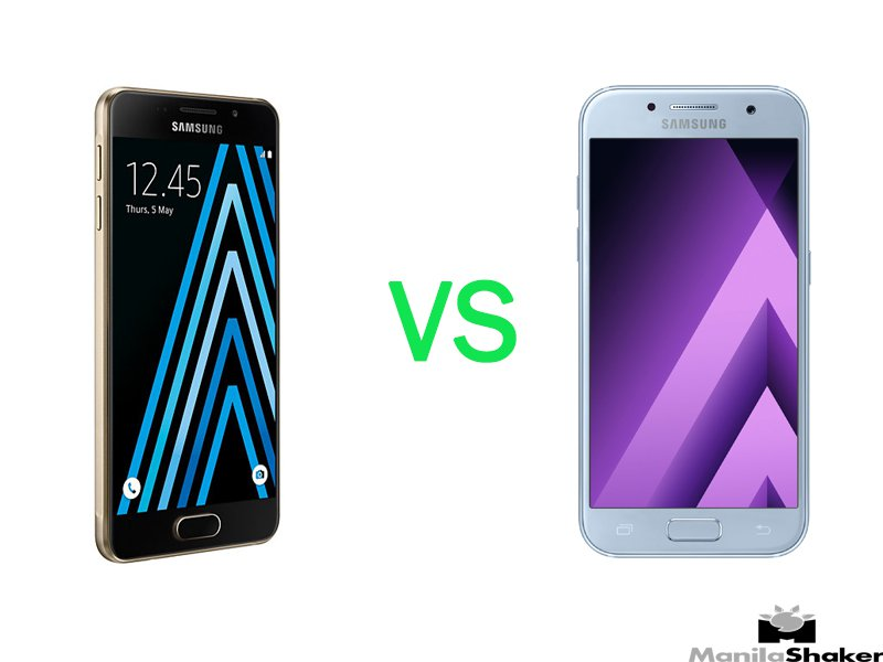 samsung galaxy a3 2016 vs samsung galaxy a3 2017 specs price comparison. Black Bedroom Furniture Sets. Home Design Ideas