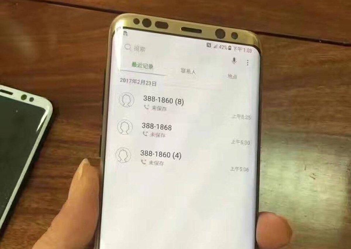 S8 vs iphone 7 benchmark