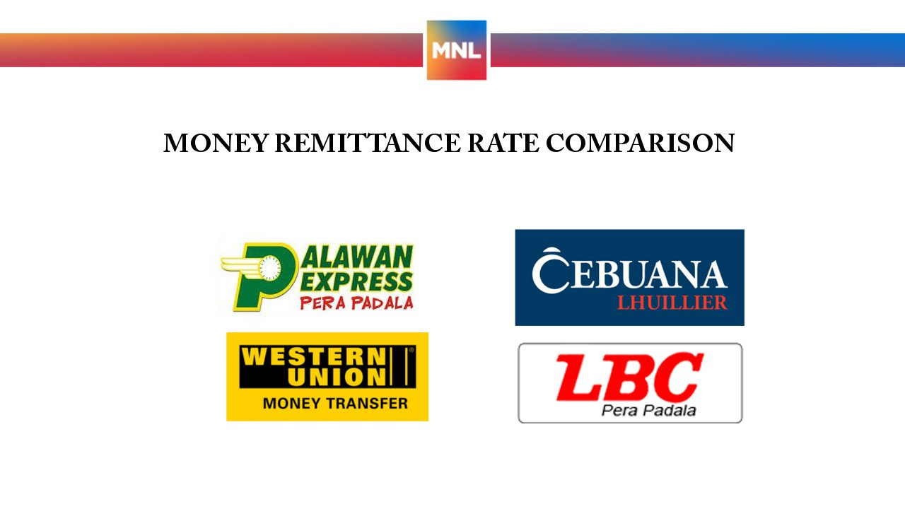 We Got Tons Of Choices On Which Remittance Center Should Go To When Sending Money Our Loved Ones Or Even Paying For Online Transactions