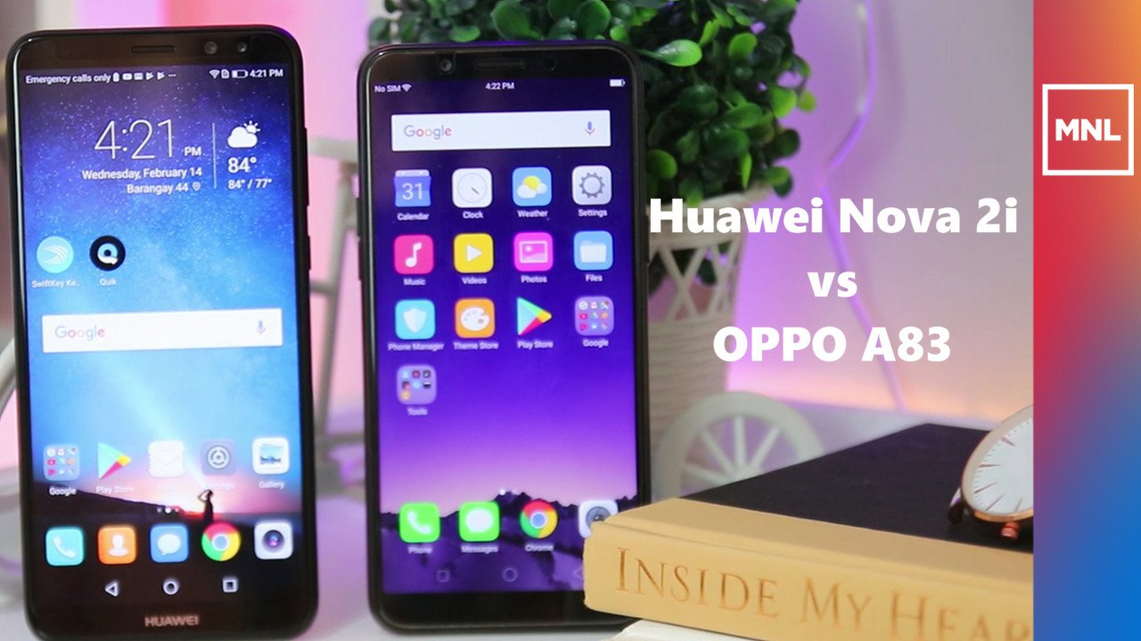 Huawei Nova 2i Vs Oppo A83 Comparison Review Headset Bluetooth Professional Samsung Sony Asus Xiaomi Lenovo Vivo Just A Few Weeks Ago Philippines Launched Slightly Carbon Copy Of The F5 Youth Which Is Lots Great Midrange Smartphones Were