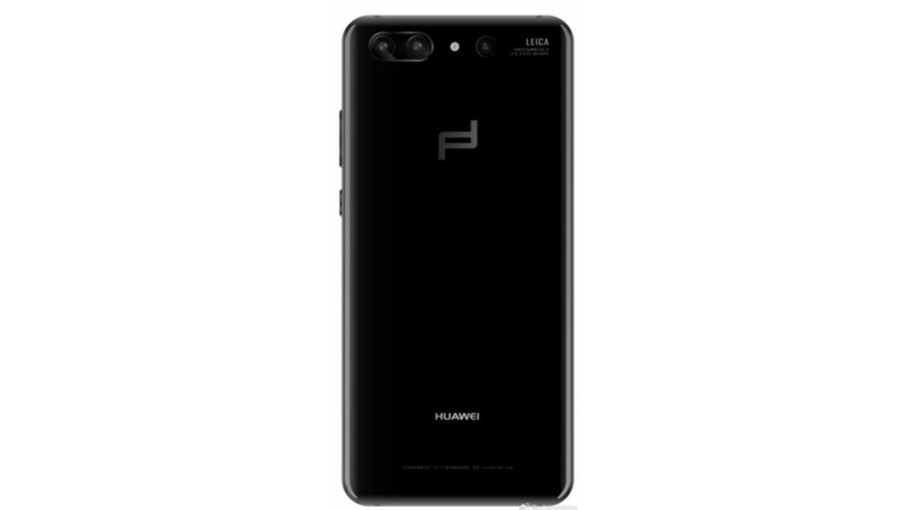 huawei p20 porsche design may feature triple leica lens. Black Bedroom Furniture Sets. Home Design Ideas