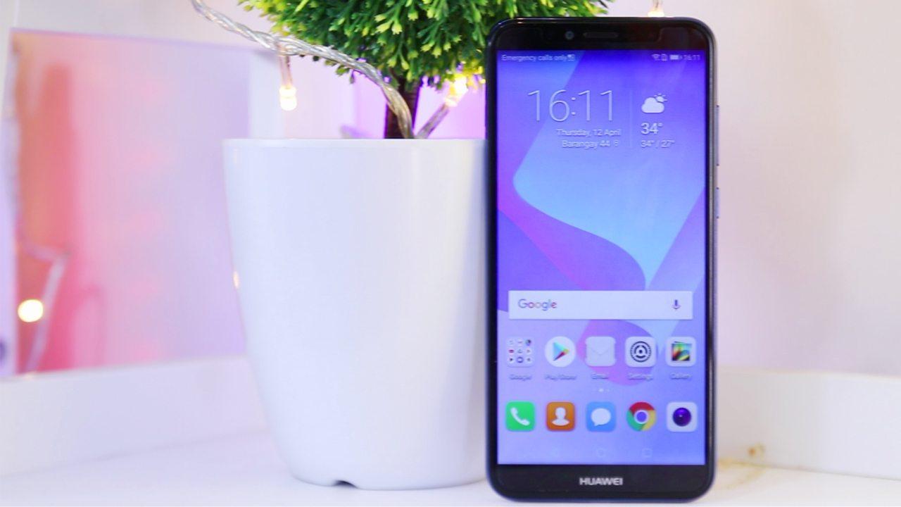Kết quả hình ảnh cho Huawei Y6 (2018)