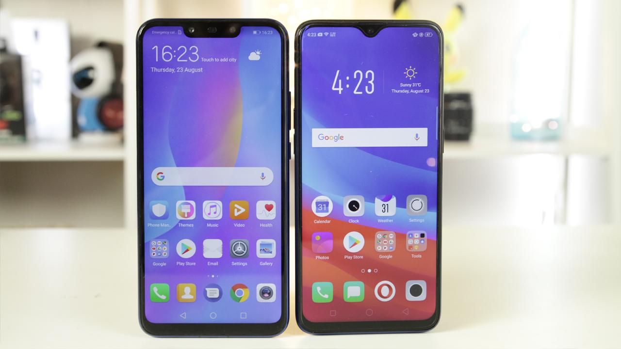 Huawei Nova 3i: Better storage than the OPPO F9?