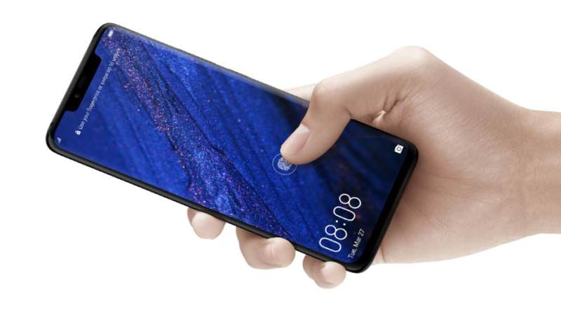Huawei Mate 20 Pro Launched 40mp Triple Camera Fastest Cpu For