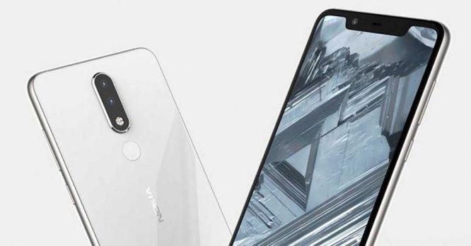 Nokia-5.1-Plus-Philippines-White-Variant