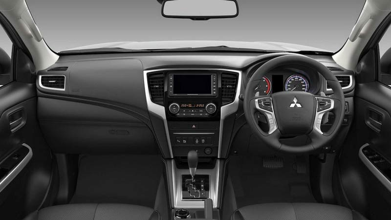 Mitsubishi Strada 2019 Officially Launched With New Design