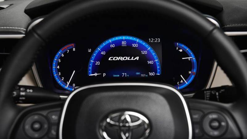 Toyota Corolla 2020 launched with new design, Photos ...