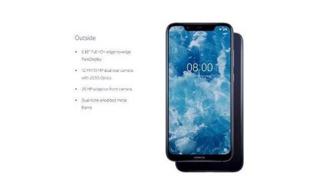 Nokia-8.1-Official-Launch-2018 specs
