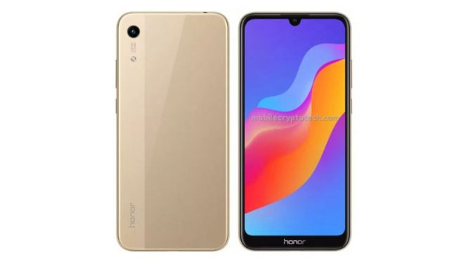 Huawei-Honor-Play-8A-Budget-Official-PH Gold Color