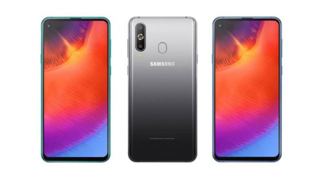 Samsung Galaxy A9 Pro 2019 Is The Global Galaxy A8s At