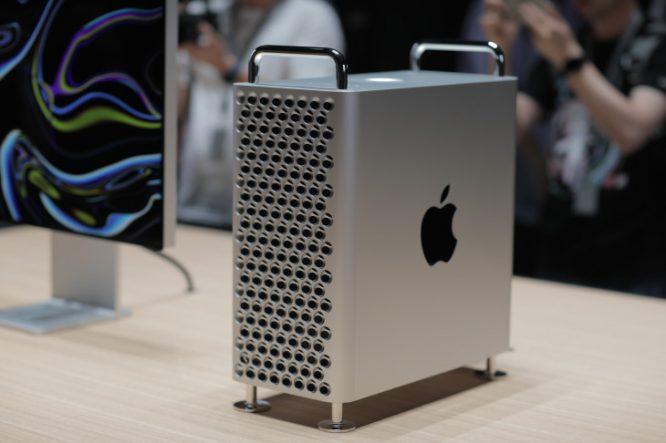 apple mac pro 2019 photo by techcrunch 2