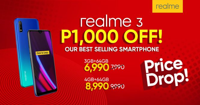 realme 3 new price philippines