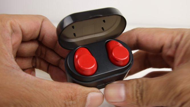 Rock EB30TWS Wireless Earphone 11