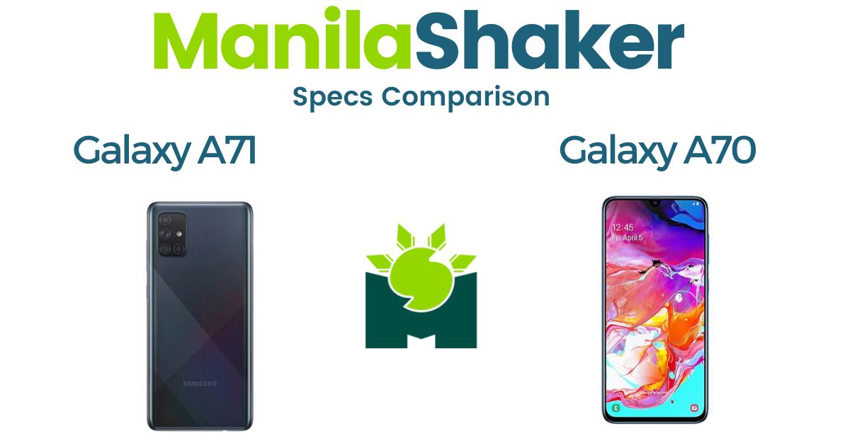samsung-galaxy-a71-vs-galaxy-a70-specs-comparison